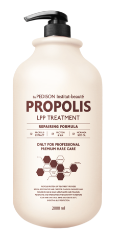 EVAS Pedison Маска для волос ПРОПОЛИС Institut-Beaute Propolis LPP Treatment, 2000 мл