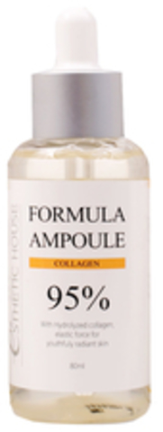 [ESTHETIC HOUSE] Сыворотка для лица с коллагеном FORMULA AMPOULE COLLAGEN, 80 мл